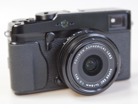 Review: Updated: Fuji X-Pro1