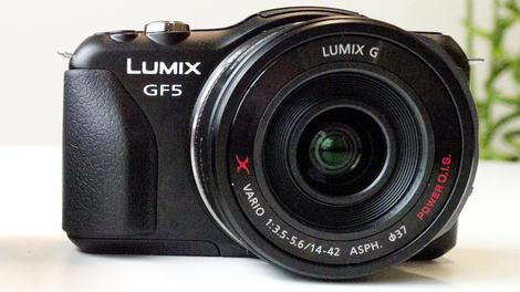 Review: Panasonic Lumix GF5