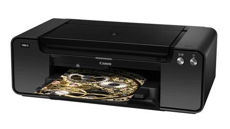 Review: Canon Pixma Pro-1
