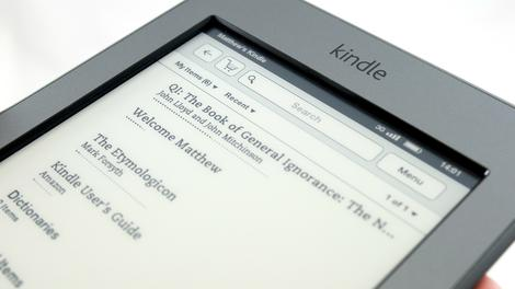 Review: Kindle Touch