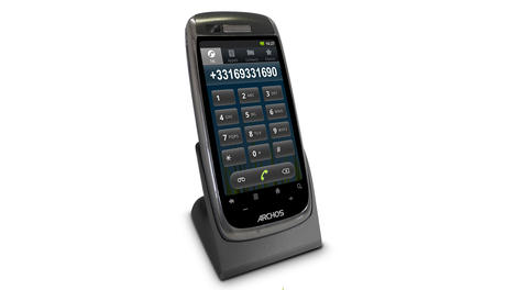 Review: Archos 35 Smart Home Phone