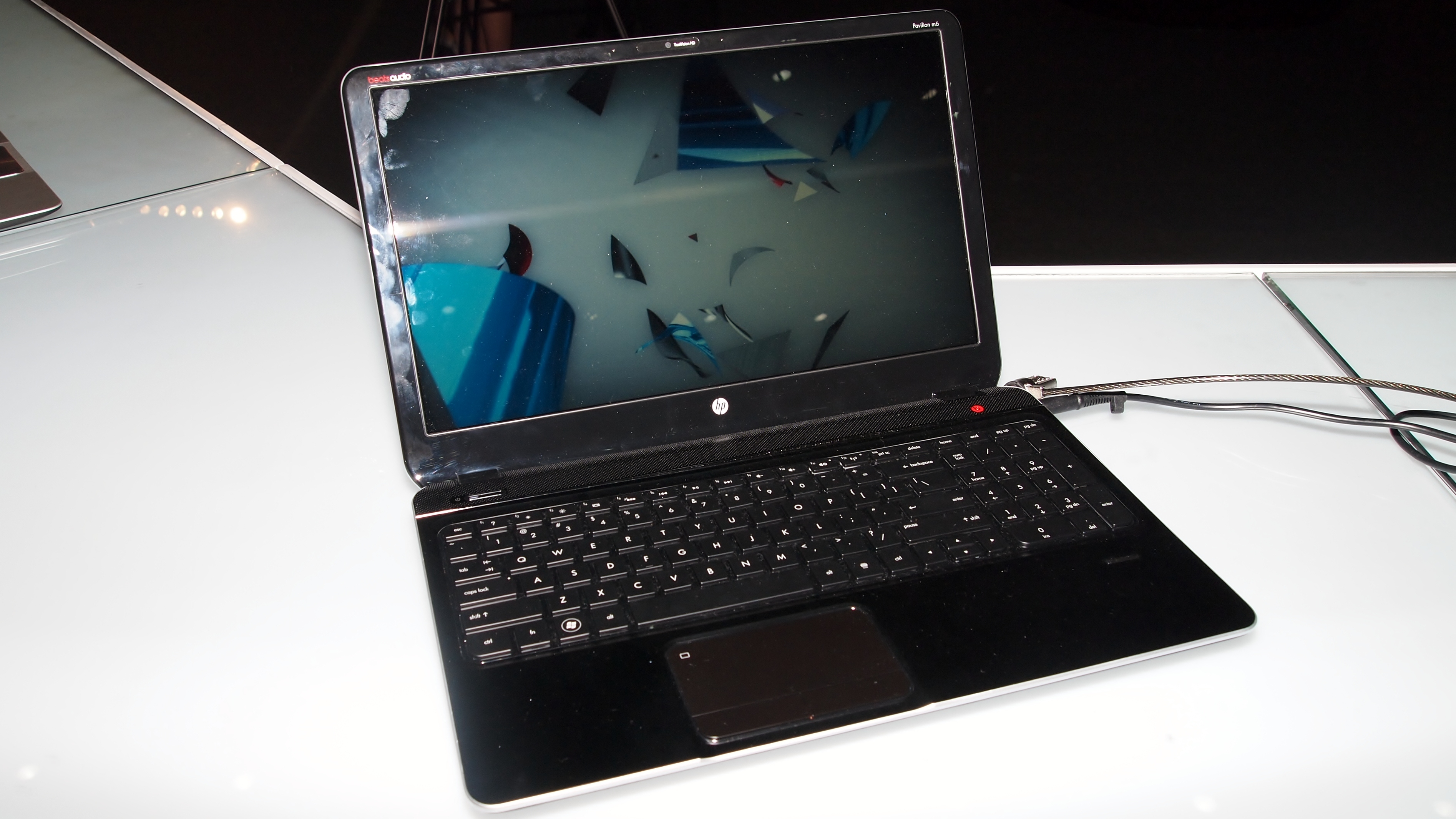 Hands-on review: HP Pavilion m6
