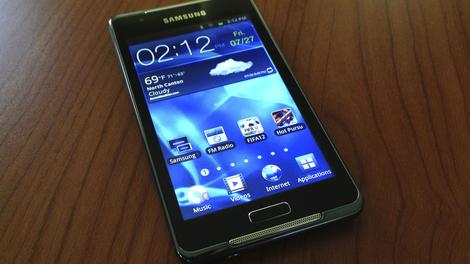 Review: Samsung Galaxy Player 4.2