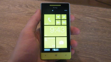 Hands-on review: HTC Windows Phone 8S