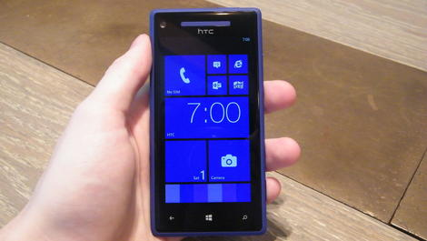 Hands-on review: HTC Windows Phone 8X