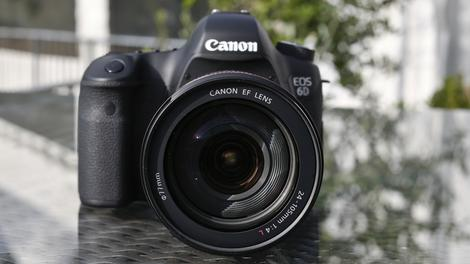 Hands-on review: Photokina 2012: Canon EOS 6D