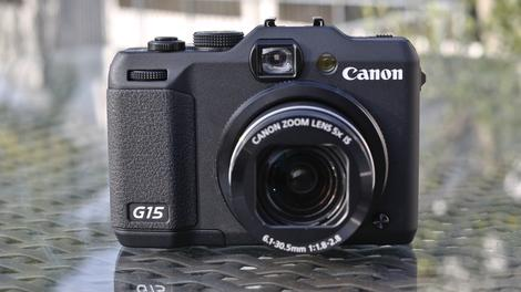 Hands-on review: Photokina 2012: Canon PowerShot G15