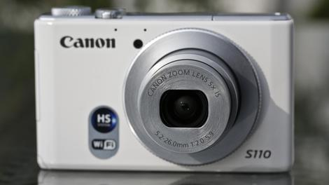 Hands-on review: Photokina 2012: Canon PowerShot S110
