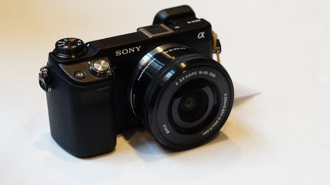 Hands-on review: Sony NEX-6