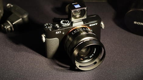 Hands-on review: Sony RX1