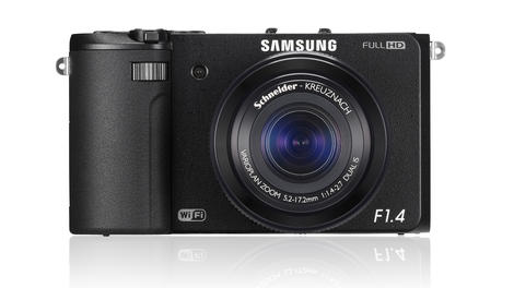 Hands-on review: Samsung EX2F