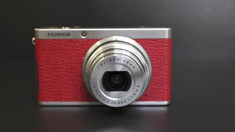 Hands-on review: Photokina 2012: Fuji X-F1