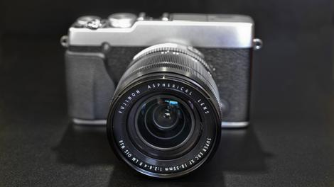 Hands-on review: Fuji X-E1