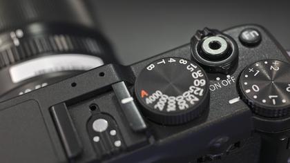 Fuji X-E1 review