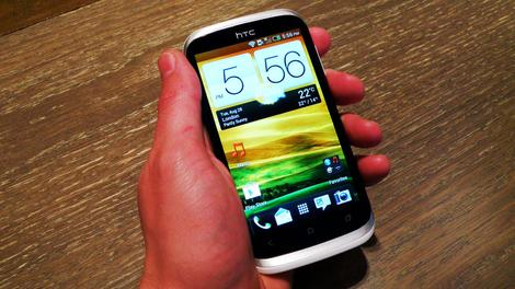 Hands-on review: IFA 2012: HTC Desire X