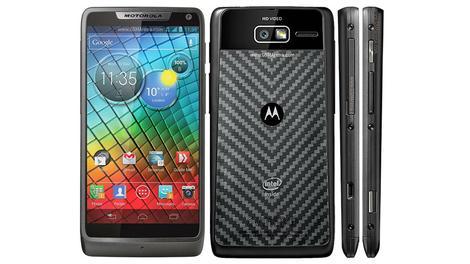 Review: Motorola Razr i