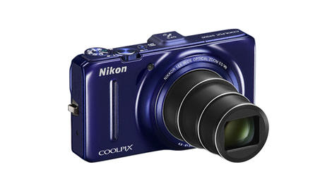 Review: Nikon Coolpix S9300