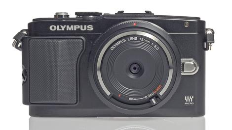 Hands-on review: Photokina 2012: Olympus PEN Lite E-PL5