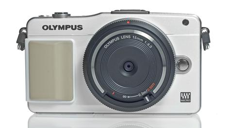 Hands-on review: Photokina 2012: Olympus PEN Mini E-PM2
