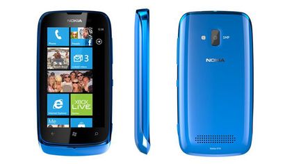 Nokia Lumia 610 review