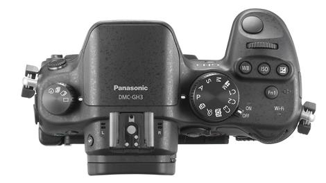 Hands-on review: Photokina 2012: Panasonic GH3