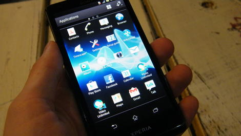 Hands-on review: IFA 2012: Sony Xperia T