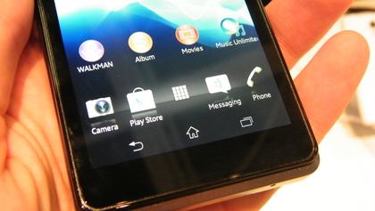 Sony Xperia V review