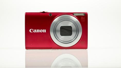 Review: Canon PowerShot A4000 IS