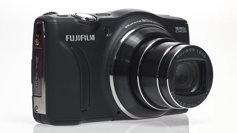 Review: Fujifilm FinePix F770 EXR