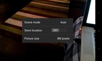 Google Nexus 4 camera 3