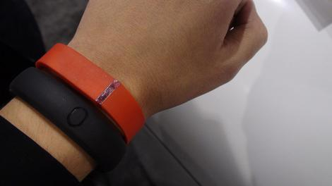 Hands-on review: CES 2013: Fitbit Flex review