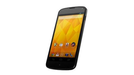 Review: Updated: Google Nexus 4