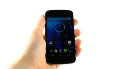 Google Nexus 4 review