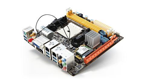 Review: Zotac A75-ITX WiFi B-series