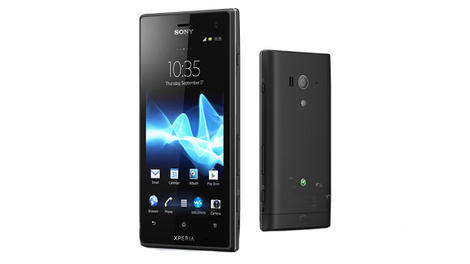 Review: Sony Xperia Acro S