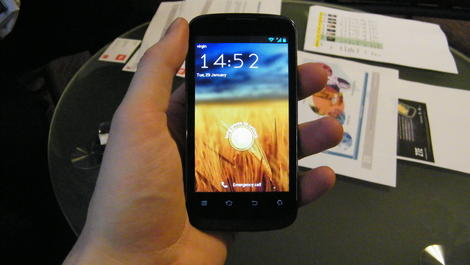 Hands-on review: ZTE Blade 3