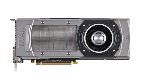 Review: Nvidia GeForce GTX Titan