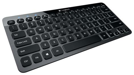 Review: Logitech K810 Bluetooth Illuminated Keyboard