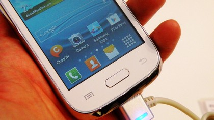 Samsung Galaxy Young review