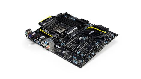Review: MSI Z77 MPower
