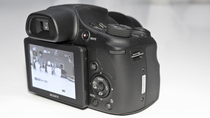 Sony HX300V review