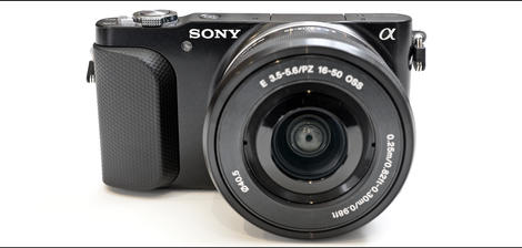 Hands-on review: Sony NEX-3N