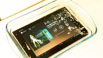 Sony Xperia Tablet Z review