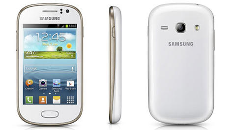 Hands-on review: MWC 2013: Samsung Galaxy Fame