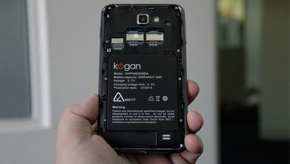 Kogan Agora 5- two SIM