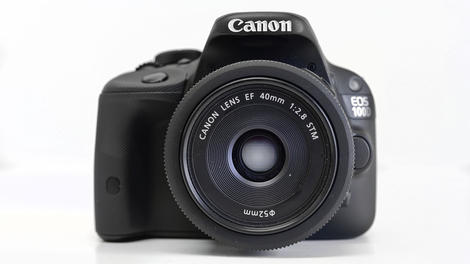 Hands-on review: Canon 100D