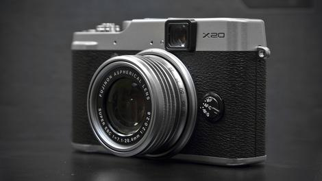 Hands-on review: Updated: Fuji X20