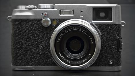 Hands-on review: Updated: Fuji X100S