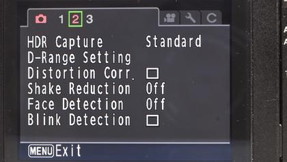 Pentax MX-1 review