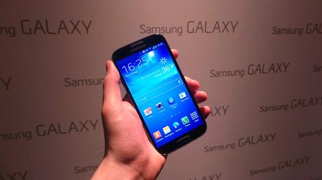 Hands-on review: Updated: Samsung Galaxy S4